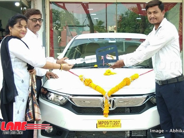 2018 Honda Amaze helps company post 17% growth in July sales