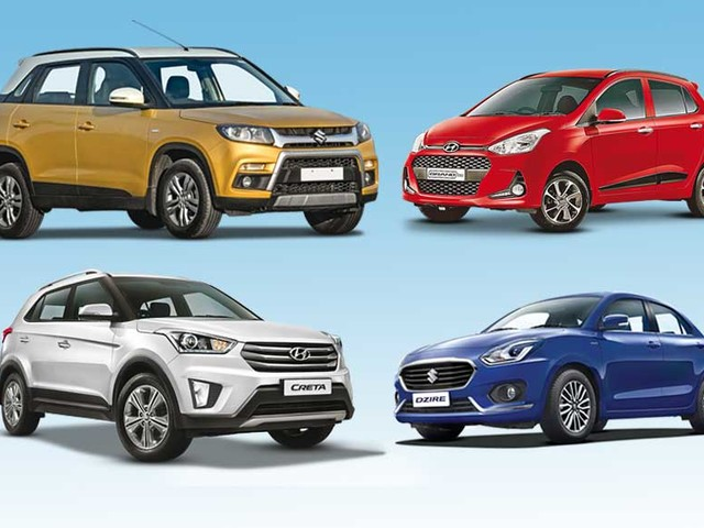 Sales analysis 2017-18: the carmakers, cars and SUVs that topped the charts