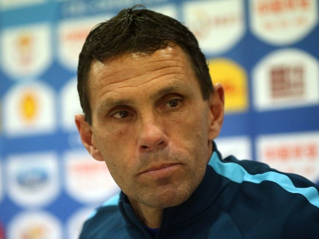 """Gus Poyet sacked by Bordeaux after astonishing blast labelling French club's owners actions """"a disgrace"""""""