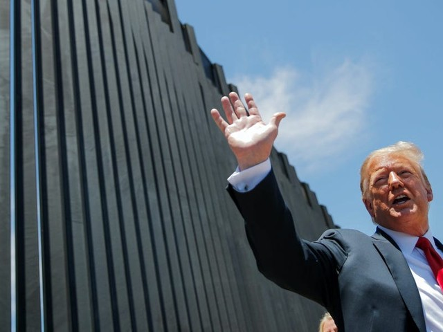 A timeline of unfulfilled promises Trump made about his border wall, a cornerstone of his 2016 campaign which has faded from view in 2020
