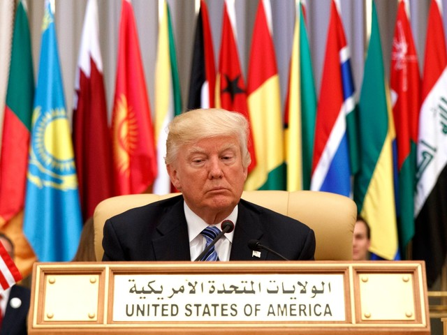 Trump's decision to sell bombs and technology to Saudi Arabia has sparked fears of a nuclear arms race. Now even Republicans are pushing back.