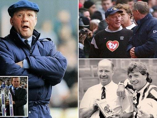 Farewell Bald Eagle, thanks for the fun! Jim Smith was a true football man
