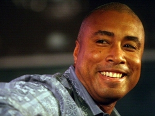 Yankees Baseball Legend Bernie Williams Raises Awareness Of Devastating Lung Disease