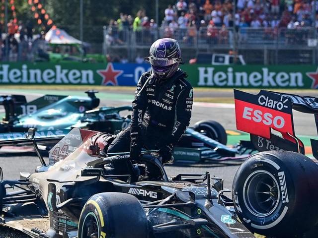 Ricciardo wins F1 Italian GP as Hamilton, Verstappen crash out
