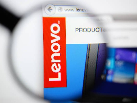 Lenovo says it was that close to a good quarter and a good year until that virus struck
