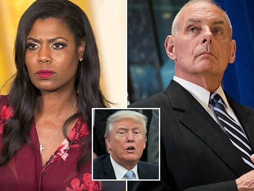 Is former Apprentice star Omarosa next to be fired?