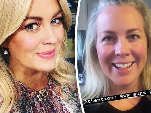 Sam Armytage sends encouraging message to WW members trying to lose weight amid COVID-19 pandemic