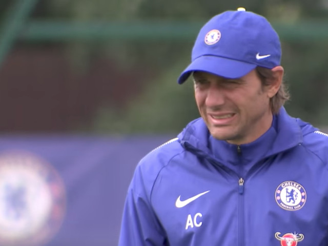 WATCH: Behind the scenes at Chelsea training this week