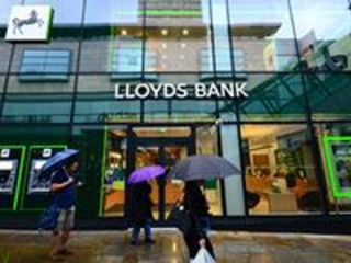 Lloyds Bank in Parliament for questions on executive pension levels