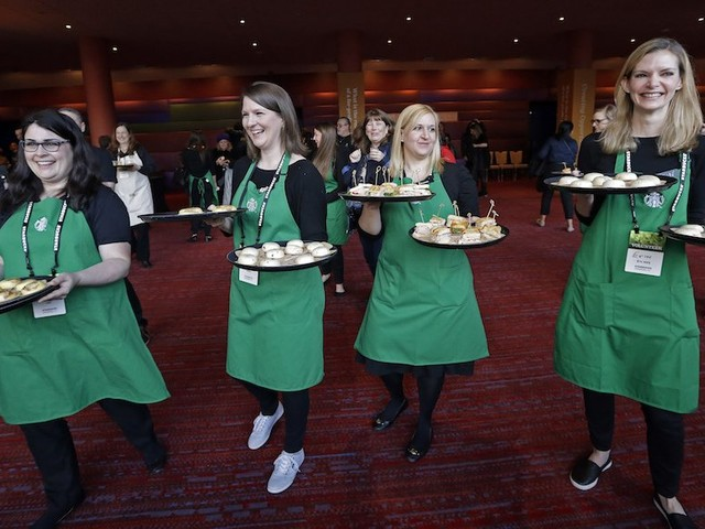Starbucks' fastest-growing menu category has nothing to do with coffee (SBUX)