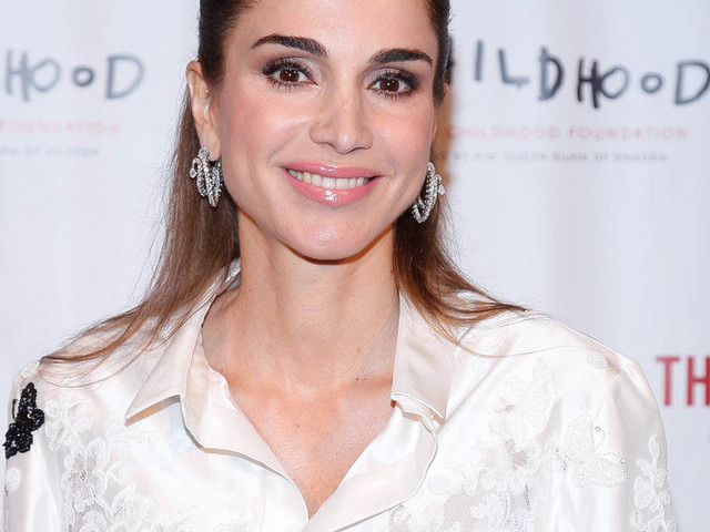 12 Style Lessons We Can Learn From Queen Rania Of Jordan