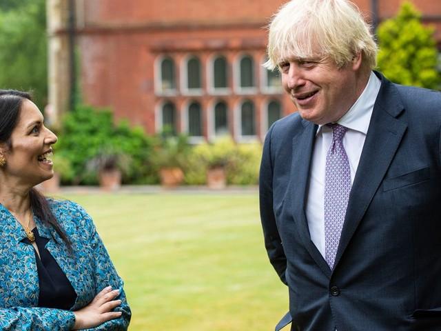 Boris Johnson Joked UK Is Turning Into The 'Saudi Arabia Of Penal Policy'
