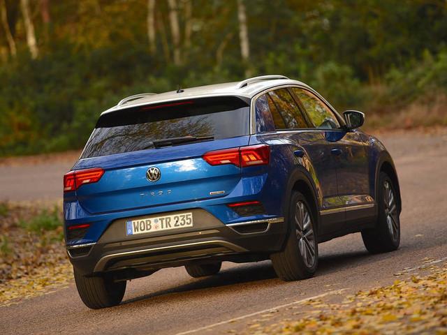 Volkswagen T-Roc 2.0 TSI 4Motion 2018 review