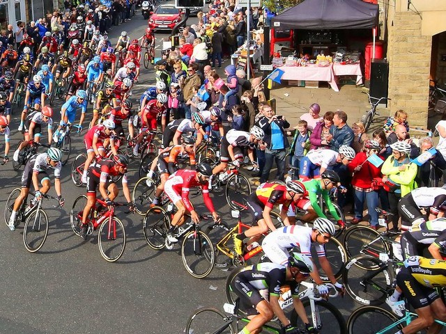 Hopes that Tour de Yorkshire will visit Huddersfield in 2022