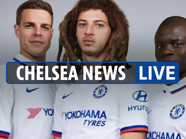 1pm Chelsea transfer news LIVE: Ethan Ampadu loan, Mount to play for first team, Loftus-Cheek recovery