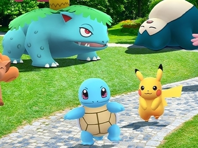 Pokémon Go has a global ticketed event where you'll need to pick either Red or Green versions