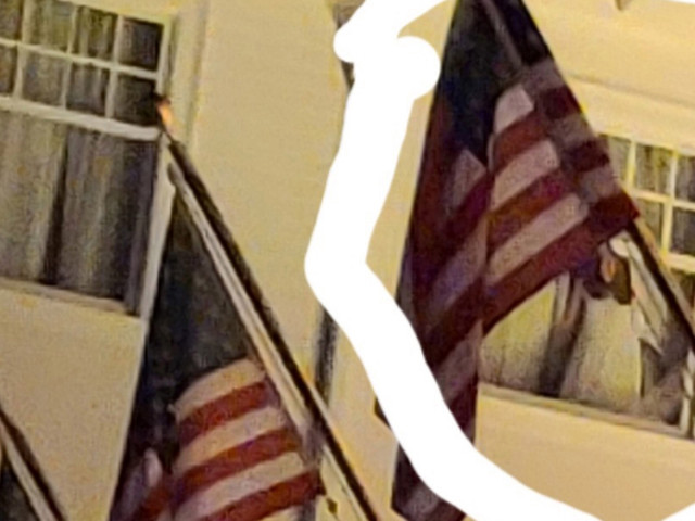 Woman In The Window? Visitor Snaps Unexplained Photo During 'Ghost Tour' At Colorado's Stanley Hotel