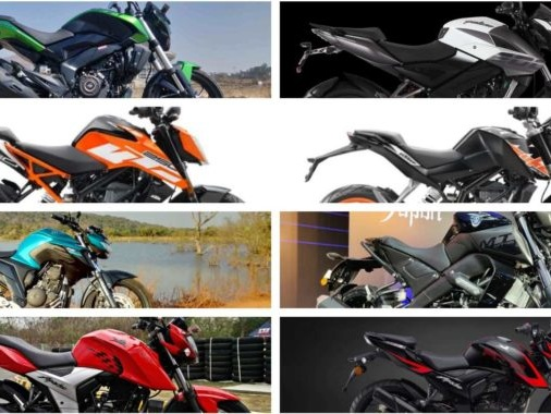 Best Streetfighter Bikes in India, Under INR 2 Lakhs
