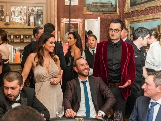 See Inside amfAR's Inaugural Charity Poker Tournament