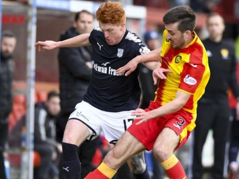 Partick Thistle 1-2 Dundee