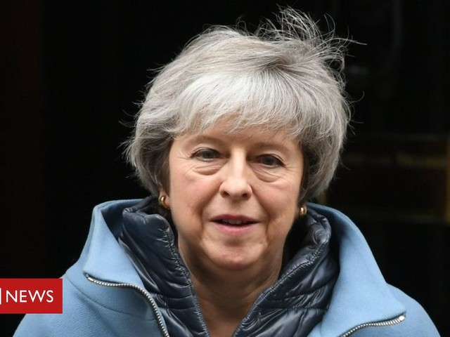 Brexit: Prime minister to go back to Brussels on Wednesday