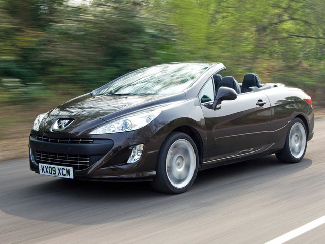 Used car buying guide: Peugeot 308 CC