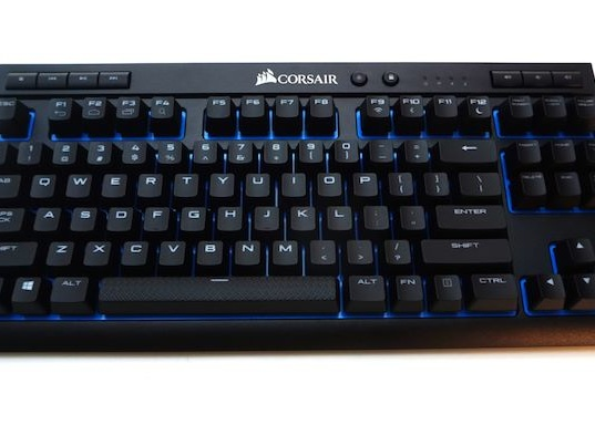 The Corsair K63 Wireless Mechanical Keyboard Review: PC Gaming Untethered