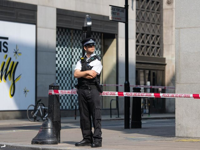 Murder investigation launched after stabbing in London's West End
