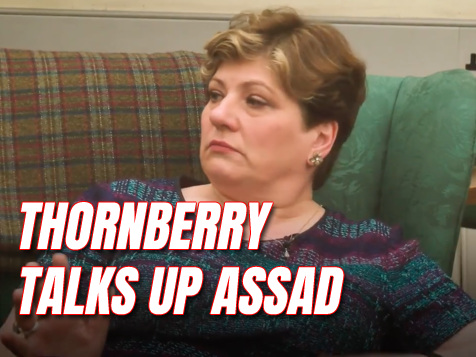 Thornberry Talks Up Assad