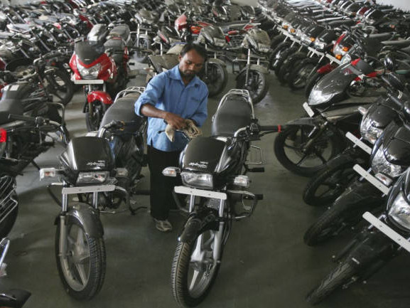 Hero MotoCorp share price at 5-year low; staring at seventh straight day of loss