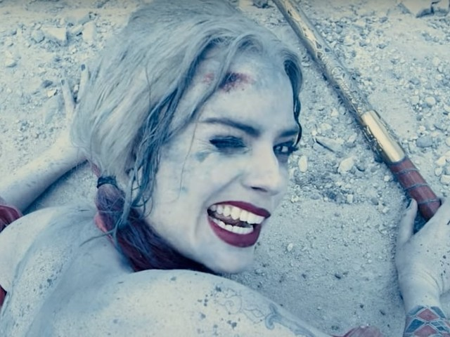 Watch Margot Robbie and Idris Elba Get Silly in 'The Suicide Squad' Gag Reel (Video)