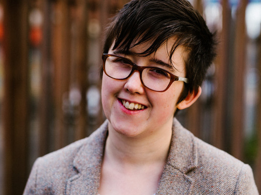 Two men charged with riot offences in Lyra McKee murder probe