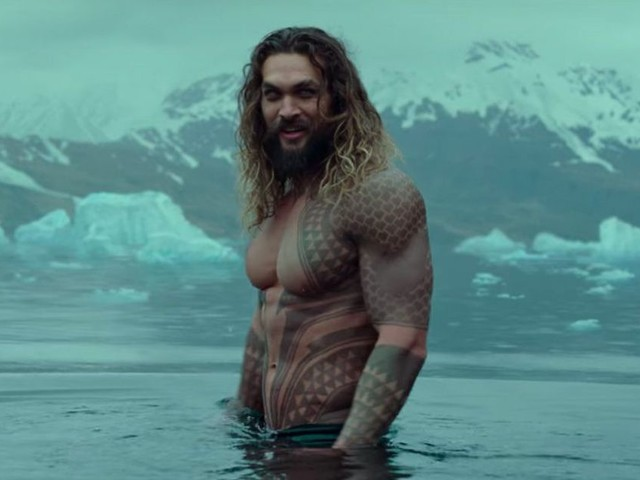 Jason Momoa reveals how he ended up playing Aquaman