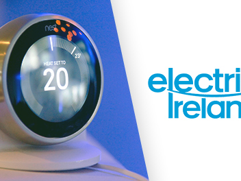 Electric Ireland launches Smarter Home Service