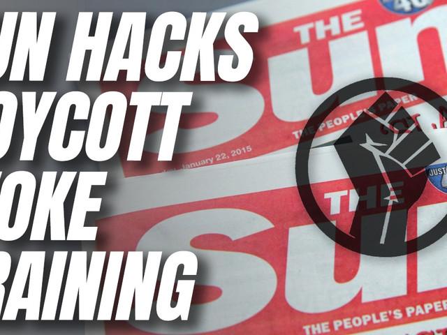 Sun Writers Refusing to Attend Woke Training