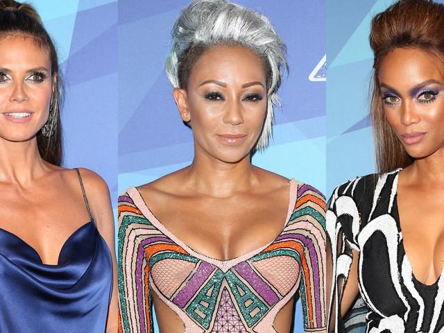 Heidi Klum, Mel B & Tyra Banks Bring the Fashion To 'America's Got Talent' Live Shows!
