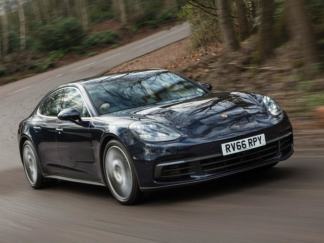 Nearly new buying guide: Porsche Panamera