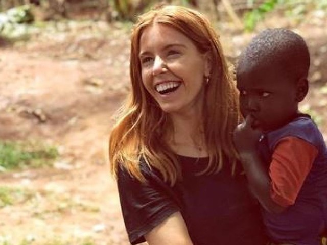 Stacey Dooley criticised over 'white saviour' images