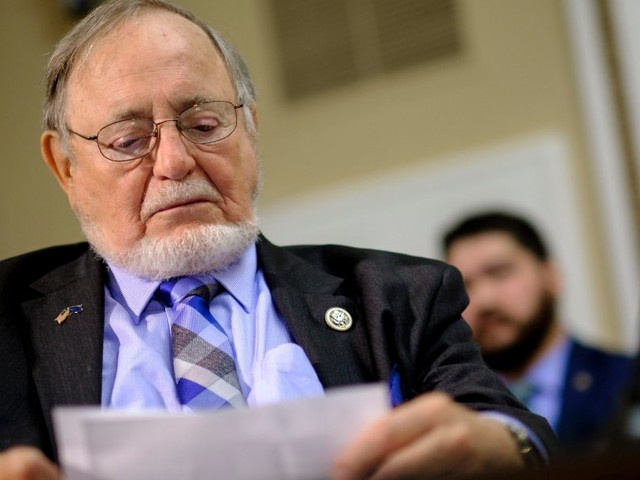 Top GOP congressman: 'How many Jews were put in the ovens because they were unarmed?'