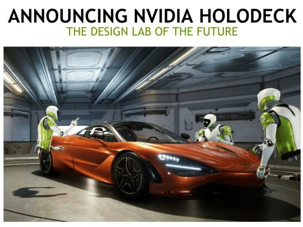 GTC Europe 2017: Hands-On with NVIDIA's Holodeck, Early Access Announced