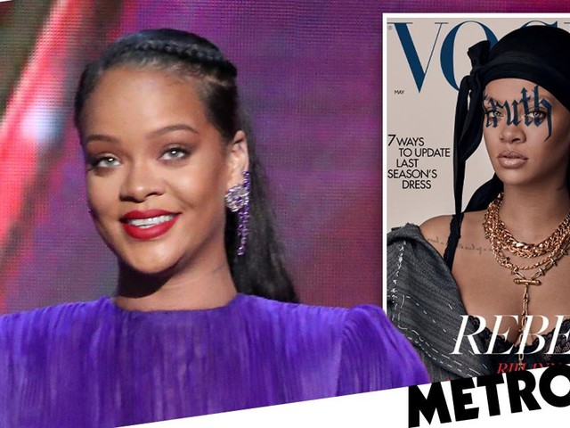 Rihanna admits she would 'rather go to Brixton' for Jamaican food and fans are done