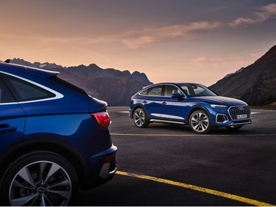 Audi expands SUV line-up with Q5 Sportback (gallery)