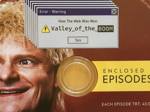 Review: Valley of the Boom captures Silicon Valley's insanity