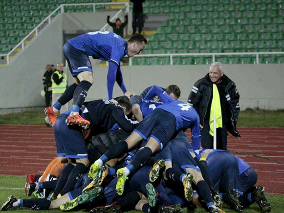 Rinky Dinky L'il Kosovo Demonstrate Simple Joy Of International Friendlies By Snaffling Historic 4-3 Win Over Latvia (Photo & Video)