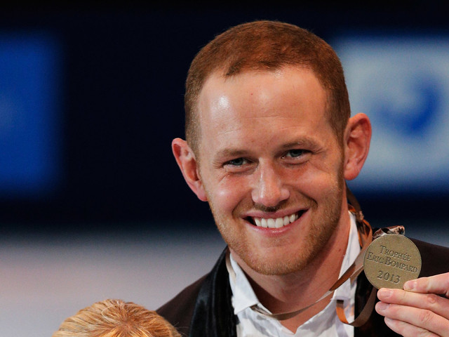 Champion U.S. Figure Skater Found Dead At 33, 1 Day After Suspension