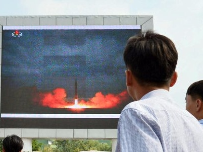 North Korea's missile launch showed the kind of tactic and skill they'd use to try to hit big targets in the US