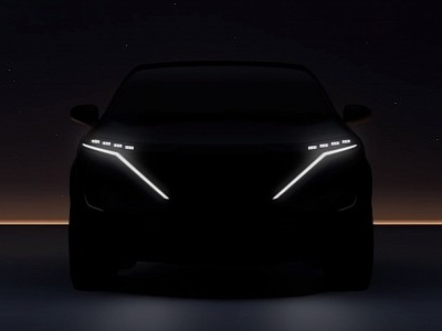 """Nissan Ariya EV Crossover Teased as """"New Chapter"""" for the Company, Comes July 15"""