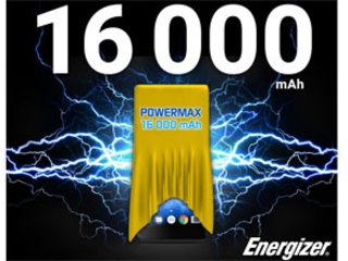 Energizer Power Max P16K Pro 6-inch smartphone teased