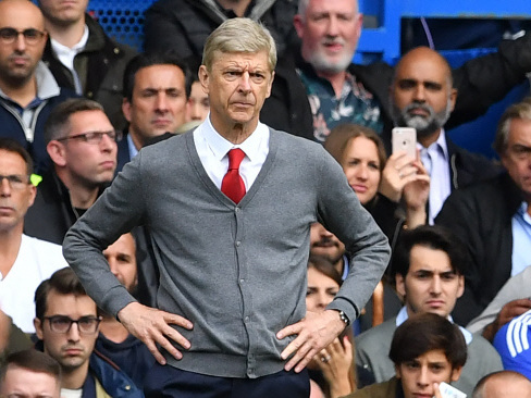 Wenger hails gritty Arsenal