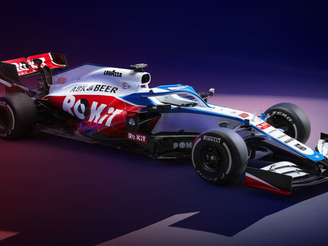 F1: Williams are ready to fight in the new FW43 - pictures, video and reactions